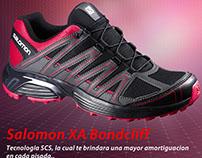 Publicidad para redes sociales de zapatillas