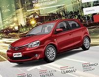 Toyota Squeeze Pages (Páginas de Captura)