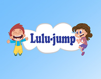 Logotipo Lulu Jump