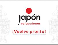 Japón Refacciones