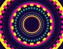Creamfields 2012 - VJ Set