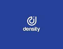 density logo