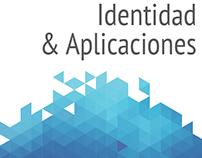 Identidad de marca y aplicaciones gráficas