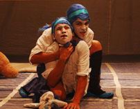 Fotografía. Obra de teatro: El Juego. 2008