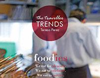 Foodies - Publicação