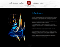 Wines & Spirits Website Proposal