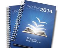 Caderno de Planejamento 2014 - Editora Santuário