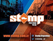 Advertising Campaign - Stomp