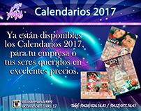 Calendario Anlu 2017