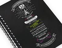 Cuaderno ÜLA Agencia Creativa 2015