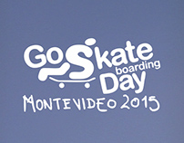 Go Skateboarding Day / Montevideo 2015