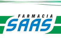 Farmacias SAAS - Digital Billboard ad