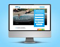 Piscina RJ - Tema Wordpress