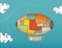 PUM! Sitio web creativo para niños