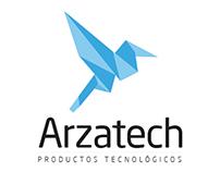 Logo Arzatech