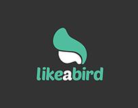 Logo Likeabird