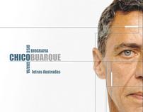 Redesign Chico Buarque' site