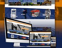 Desarrollo de sitio web www.globalgusa.com