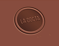 LA DOCTA  / Logo-Menú