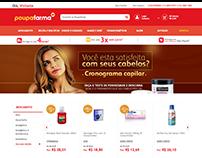 E-commerce PoupaFarma