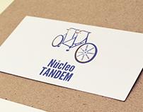 Rebranding logo TANDEM