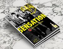 Sensation - Bacardi Limon