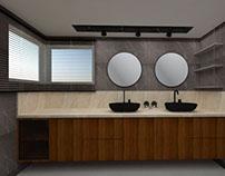 Projeto   Banheiro Casal