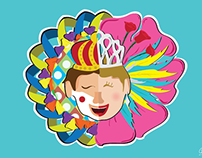 Carnaval de Barranquilla - Ilustraciones