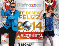 Newsletter Felizzes Fiestas