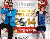 Newsletter Felizzes Fiestas