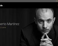 Alberto Matínez barítono