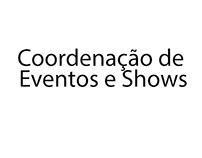 Coordenação de Eventos, Feiras e Shows