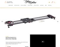 Tienda Virtual Bolsos Online, desarrollo a la medida