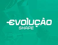 Loja virtual Evolução Shape