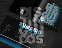 Revista Distinguidos | Diseño Editorial