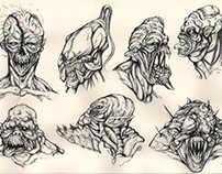 Concept's Creatures