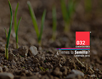 Campaña 2016 // 032 Comunicaciones