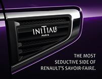 Ad idea - Renault Initiale Paris