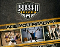 Flyer Crossfit Seiken
