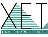 Xetex Logo / Website