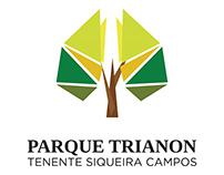 Parque Trianon | Projeto de Sinalização