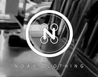 "Noah Clothing ""Branding"""