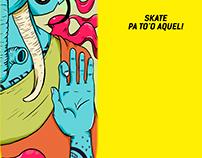 Skate pa to´o aquel!