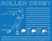 Liga La Plata Roller Derby