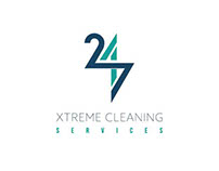 Diseño Imagen Corporativa 24-7 EXTREME CLEANING