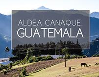 Aldea Canaque, Guatemala