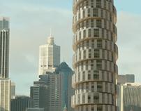 Circle building Sidney