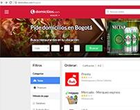 Directora de Mercadeo en Domicilios.com