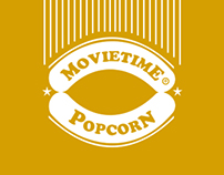 Movie Time Popcorn