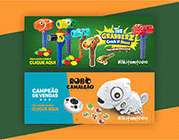 banners, design banners web design